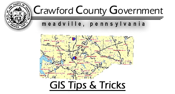 Crawford County Gis Mapping Crawford County GIS Mapping Tips Tricks