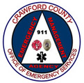 Crawford County OES Seal